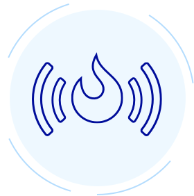 Reaonix Fire Alarm Systems Solutions Logo