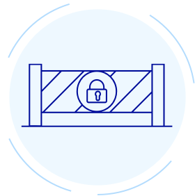 Reaonix Security Gates Solutions Logo